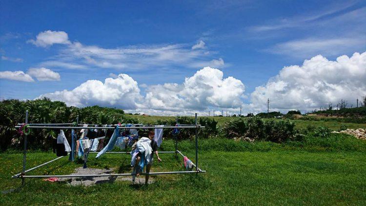 沖縄、梅雨明け
