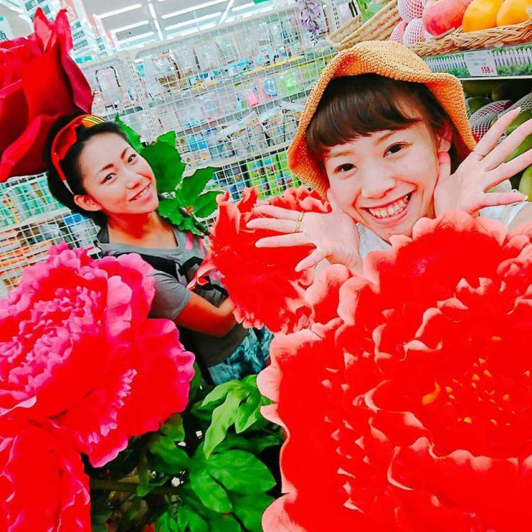 妖精リンネル&クロちゃん