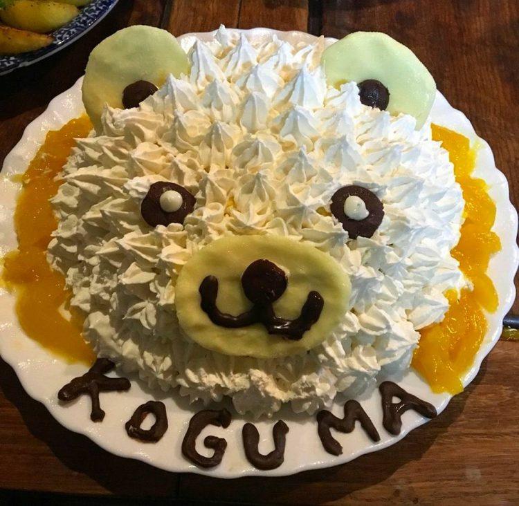 こぐまケーキ