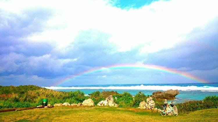 結家海と虹