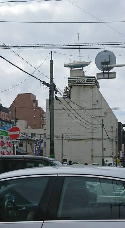 新潟本町食品センターと人情横丁あたり】
